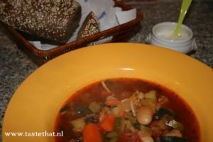 Minestrone-soep