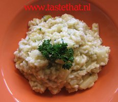 Risotto-met-asperges